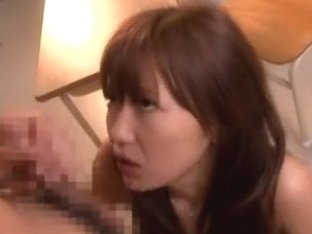 Nana Konishi Hot Japanese teacher is sexy