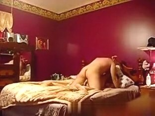 Old nerdy glassed guy fucks a hot girl missionary and eats her pussy out