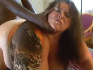 bbw tania sue gets her 1st bbc