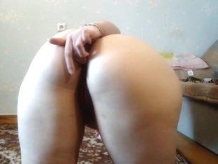 Busty slut sent me her private clip