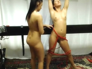 dominashow intimate movie scene on 01/31/15 16:22 from chaturbate