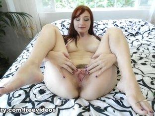 Best pornstar Violet Monroe in Horny Lingerie, Hairy xxx scene
