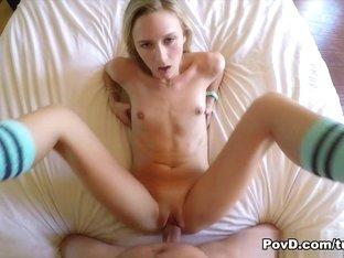 Best pornstar Alex Mae in Exotic Small Tits, Blonde sex movie