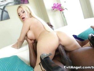 Amazing pornstars Bibi Noel, Lexington Steele in Incredible Blonde, Big Tits adult video