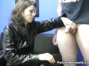 Hottest pornstar in Best Brunette, Handjobs xxx movie