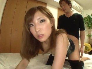 Momo Shinozaki in Ass Mansion 05 part 2