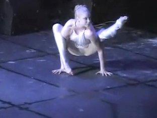 Ballerina camel toe