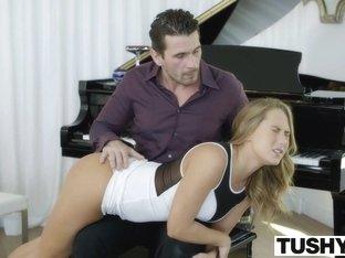 TUSHY Punished Teen Carter Cruise Gets Sodomized!