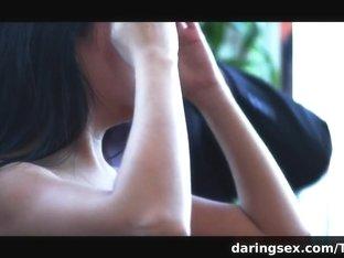 Hottest pornstar in Fabulous HD, Brunette sex scene
