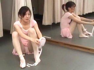 Hottest Japanese girl Miyu Akimoto in Amazing Handjobs, Fingering JAV movie