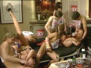OKM Sex Triathlon