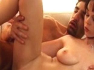 Best pornstar in crazy blowjob, milf porn scene