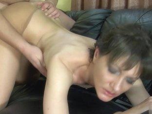 MaturesAndPantyhose Video: Linda and Bobbie