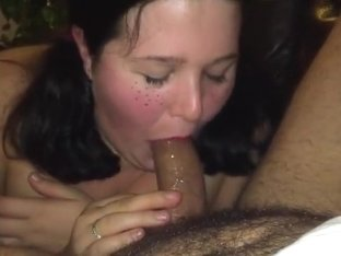 Horny Homemade record with blowjob scenes