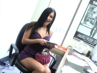 Exotic pornstar Ashli Orion in fabulous big ass, cunnilingus xxx clip