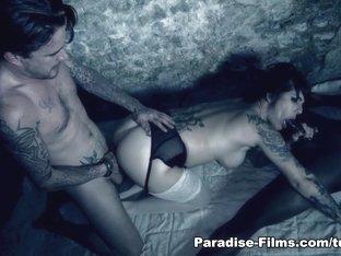Exotic pornstars Daisy Rock, Antonio Black in Incredible Cumshots, Facial sex video