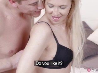 Crazy pornstars Tiffany Walker, Justice Jade, Steve in Best Creampie, Romantic sex scene
