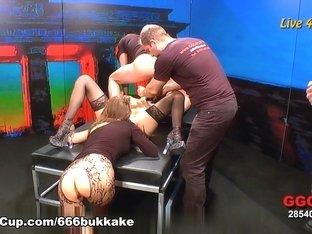 Horny pornstar in Fabulous Fetish, Group sex sex scene