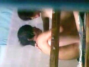 spying voyeur of vietnamese couple