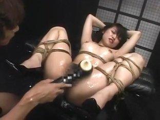 Fabulous Japanese whore Asuka Sawaguchi in Hottest Orgasm, BDSM JAV scene
