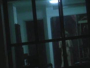 Hotel Window 56