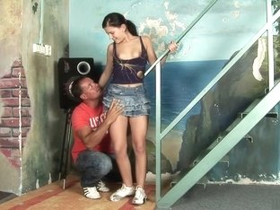 Horny pornstar Rihanna Samuel in crazy brazilian, facial porn scene