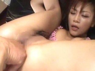 Crazy Japanese slut Anna Kaneshiro, Momo Takai, Akari Hoshino in Best POV JAV scene