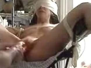 Forced orgasms for humiliated wife