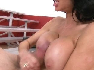 Mommy Got Boobs: Gimme a D-I-C-K!. Veronica Avluv, Jessy Jones