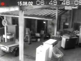 Coworkers caught taking a fucking break on the job