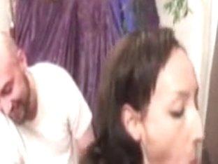 Arabic porn movie featuring zahia in a hot threesome