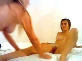 Betty & Veronica soothe their vaginas