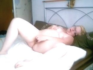 Great view of my older wench masturbating. Dilettante mature
