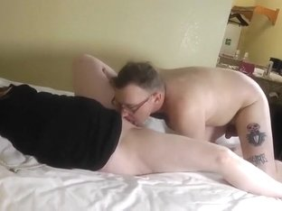 dahlia gets oral service from justin (first 5 minutes