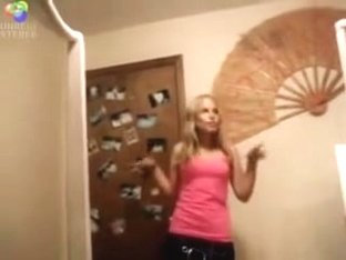 Xhamster's Most Erotic Video - Broad Hipped Dancing Blonde