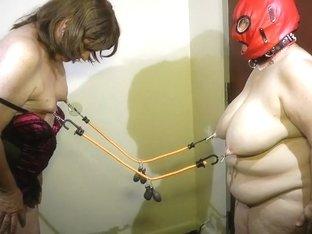 05-aug-2015 sissy seffie and slut make nipple use