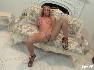 Incredible pornstars in Horny Blonde, Babes sex clip