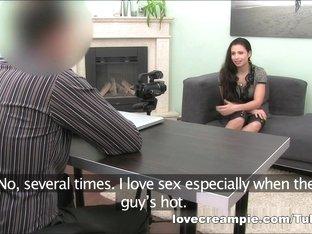 Exotic pornstar in Fabulous Hardcore, Brunette xxx clip