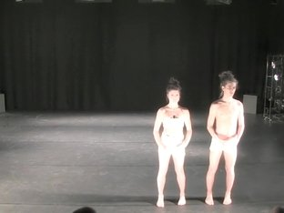 Naked on Stage-014 N1