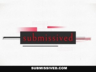 Submissived - Hot Submissive Teen Obeys and Fucks Her Daddy