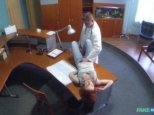 Exotic pornstar in Horny Voyeur, Medium Tits sex video