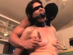 Hottest pornstar Sarah Shevon in amazing fetish, anal porn scene