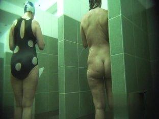 Hidden cameras in public pool showers 94