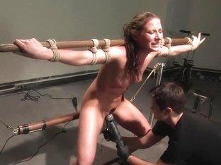 Amazing fetish sex movie with best pornstar Ariel X from Wiredpussy
