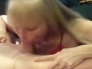 Older wife takes it all