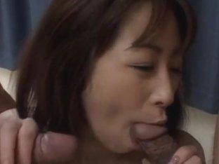 Mirai Hirooka Japanese gangbang