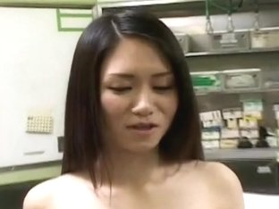 Subtitled ENF CMNF Japanese medical breast examination
