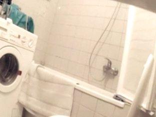Girls on Toilets