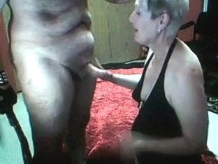 Mature couple in SM amateur sex vid