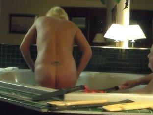 Hot Tub Spanking